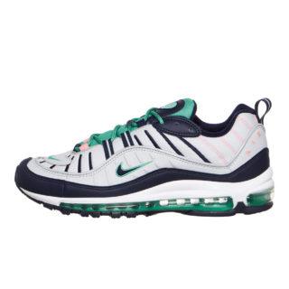 Nike Air Max 98 (zilver/blauw/groen)