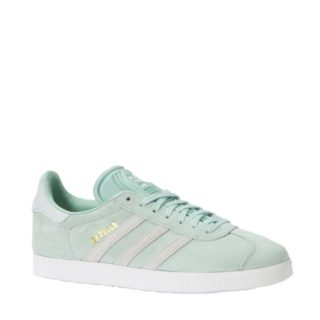 adidas originals Gazelle W sneakers (groen)