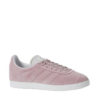 adidas originals Gazelle Stitch And Turn sneakers (roze)