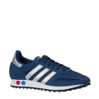 adidas originals LA Trainer sneakers (blauw)