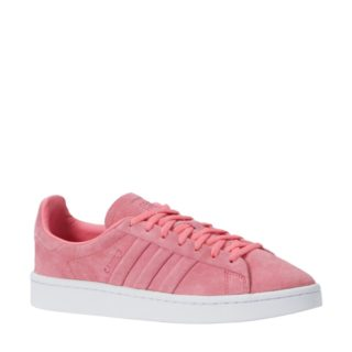 adidas originals Campus Stitch and Turn W sneakers (roze)