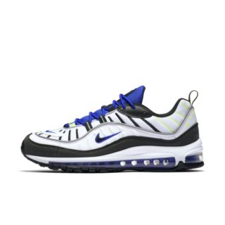 Nike Air Max 98 Herenschoen - Wit wit