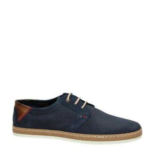 Nelson suède sneakers (blauw)