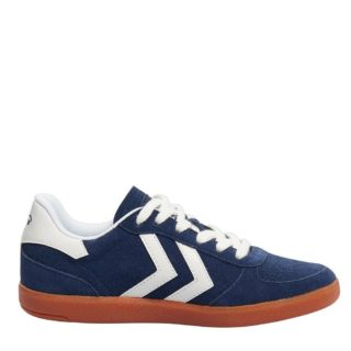 Hummel Victory Jr sneakers kids (blauw)