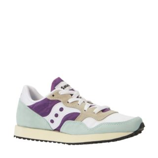 Saucony DXN Trainer Vintage sneakers (groen)