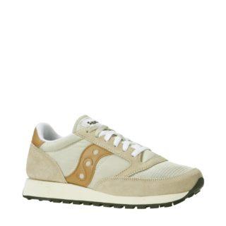 Saucony Jazz Orginals Vintage sneakers (bruin)
