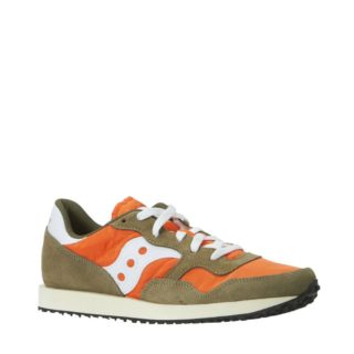 Saucony DXN Trainer Vintage sneakers (oranje)