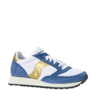 Saucony Jazz Orginals Vintage sneakers (wit)