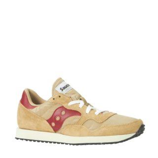 Saucony DXN Trainer Vintage sneakers (bruin)