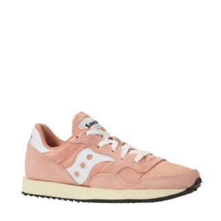 Saucony DXN Trainer Vintage sneakers (roze)
