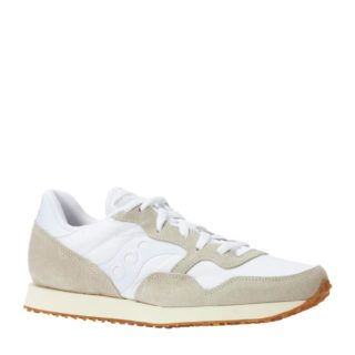 Saucony DXN Trainer Vintage sneakers (wit)