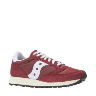 Saucony Jazz Orginals Vintage sneakers (rood)