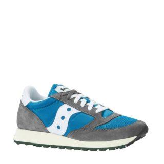 Saucony Jazz Orginals Vintage sneakers (blauw)