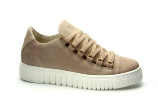 AQA Shoes A4853 (Taupe)