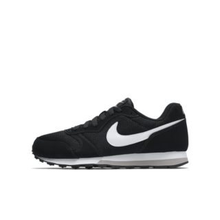 Nike MD Runner 2 Kinderschoen - Zwart zwart