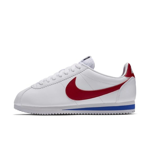 Nike Classic Cortez Damesschoen – Wit wit