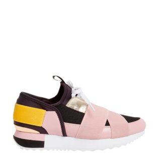 River Island gekleurde sneakers (roze)