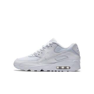 Nike Air Max 90 Mesh Kinderschoen - Wit wit