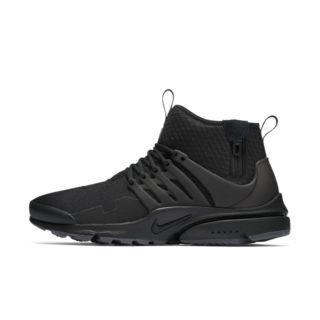 Nike Air Presto Mid Utility Herenschoen - Zwart zwart