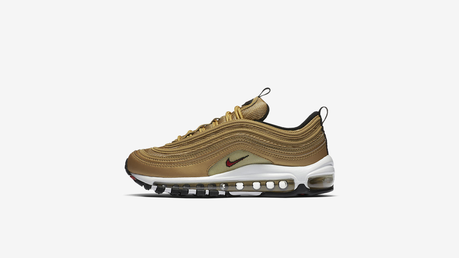 Nike W Air Max 97 sneakers zilver