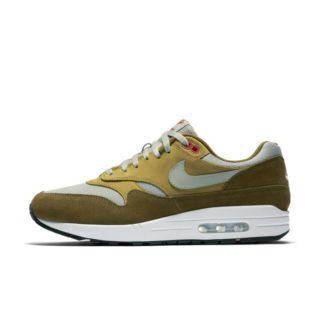 Nike Air Max 1 Premium Retro Herenschoen - Olive groen