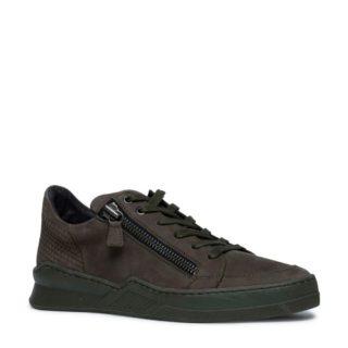 Sacha nubuck sneakers (bruin)