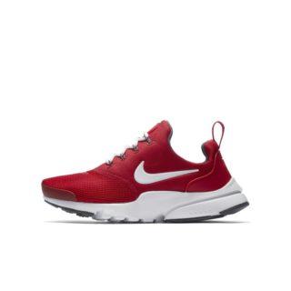 Nike Presto Fly Kinderschoen - Rood rood