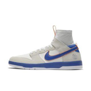 Nike SB x Medicom Dunk High Elite QS Skateschoen voor heren - Wit wit