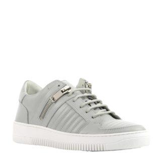 Antony Morato leren sneakers (grijs)