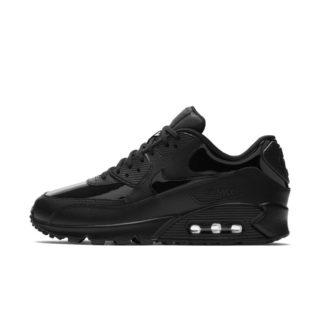 Nike Air Max 90 Patent Damesschoen - Zwart zwart