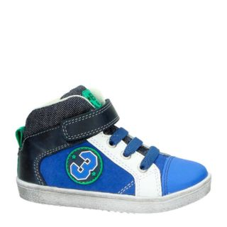 Orange Babies sneakers jongens (blauw)