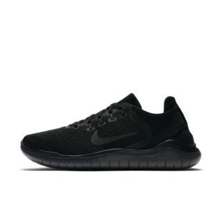 Nike Free RN 2018 Hardloopschoen voor dames - Zwart zwart