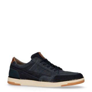 No Stress nubuck sneakers (blauw)