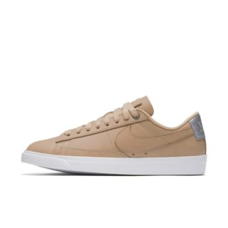 Nike Blazer Premium Low QS Damesschoen - Bruin bruin