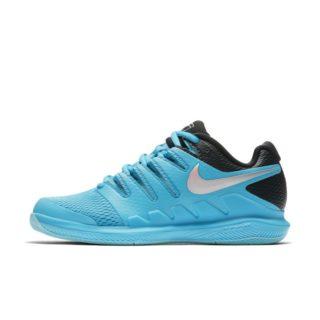 Nike Air Zoom Vapor X HC Tennisschoen voor dames - Blauw blauw