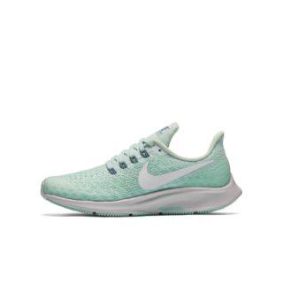Nike Air Zoom Pegasus 35 Hardloopschoen voor kleuters/kids - Groen groen
