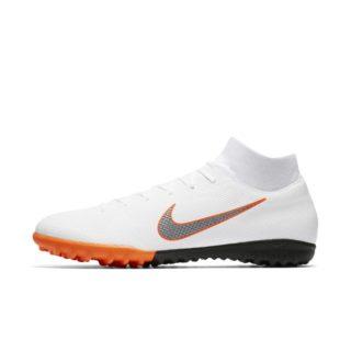 Nike MercurialX Superfly VI Academy Voetbalschoen (kunstgras) - Wit wit