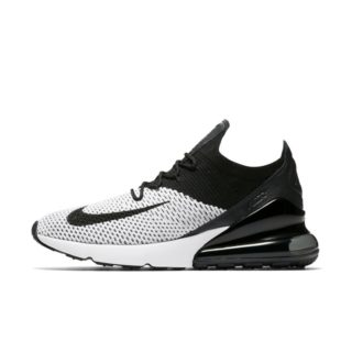 Nike Air Max 270 Flyknit Herenschoen - Wit wit