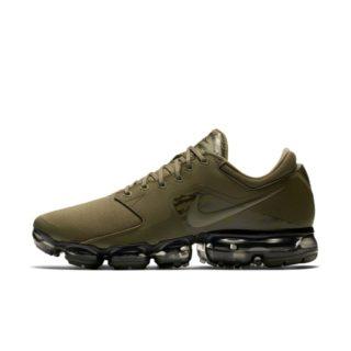 Nike Air VaporMax Hardloopschoen heren - Olive groen