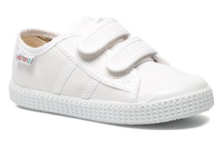 Sneakers Basket lona Dos Velcos by Victoria