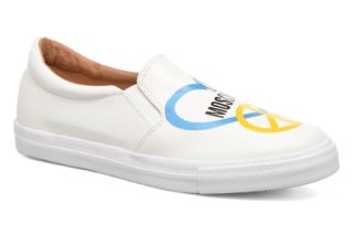 Sneakers Cut Out Slip-On by Love Moschino
