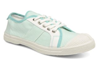 Sneakers Fines Rayures by Bensimon
