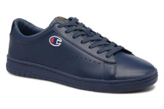 Sneakers Low Cut Shoe 919 LOW PATCH LEATHER by Champion