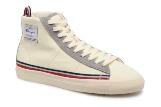 Sneakers Mid Cut Shoe MERCURY MID CANVAS W by Champion