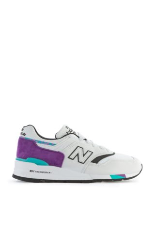 "New Balance M997 WEA ""Made in USA"" White/Purple"