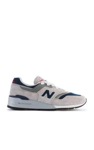 "New Balance M997 WEB ""Made in USA"" Grey"