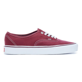 VANS Canvas Authentic Lite Schoenen (rood)