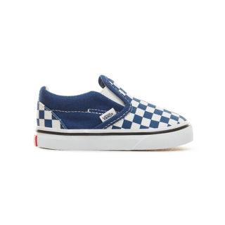 VANS Checkerboard Classic Slip-on Peuterschoenen (Overige kleuren)