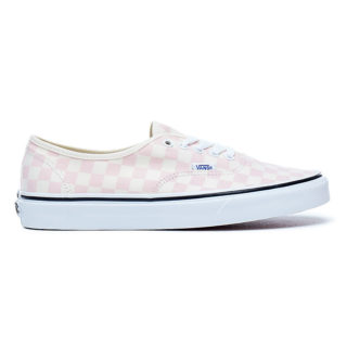 VANS Checkerboard Authentic Schoenen (roze)