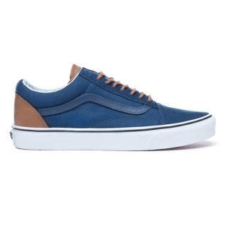 VANS C&l Old Skool Schoenen (blauw)